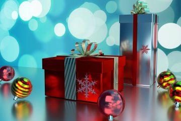 Kerstpakket - mooi