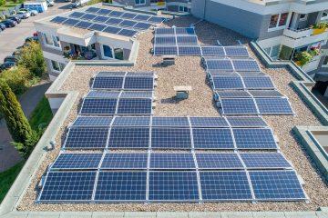 Zonnepanelen op dak subsidies administratie
